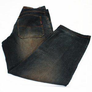 Akademiks Mens Jeans Size  Dark